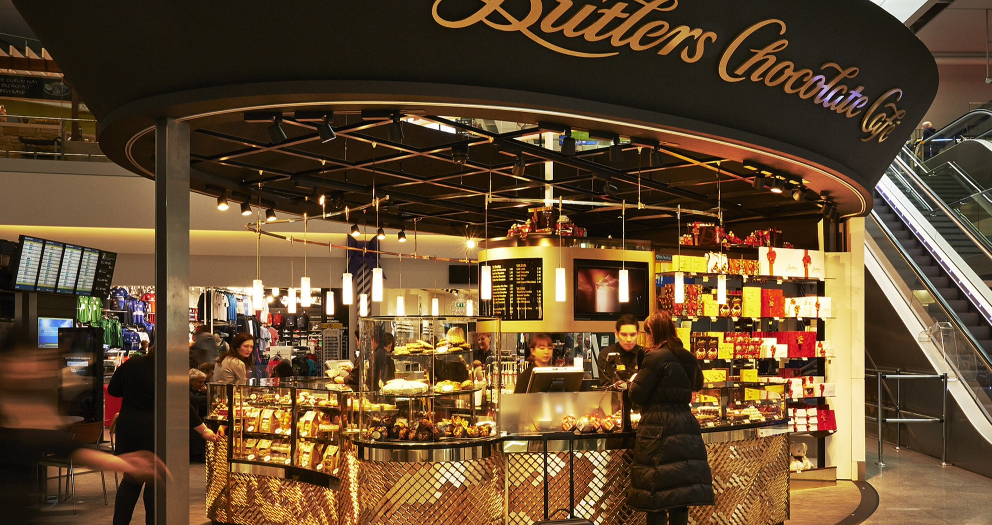 Visit Butlers Chocolate 174 Caf 233 Dublin Airport T2