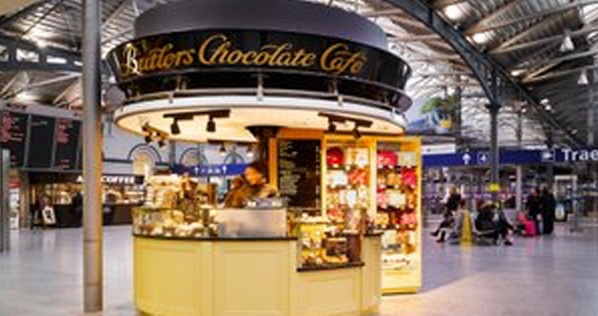 Butlers Chocolates Heuston Station, Dublin 8