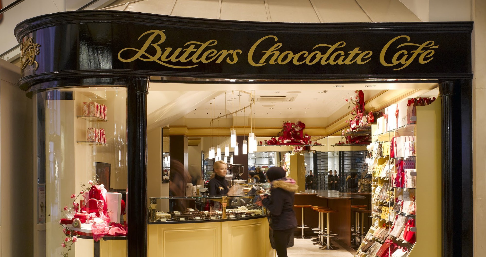 Butlers Chocolates Jervis Shopping Centre, Dublin 1