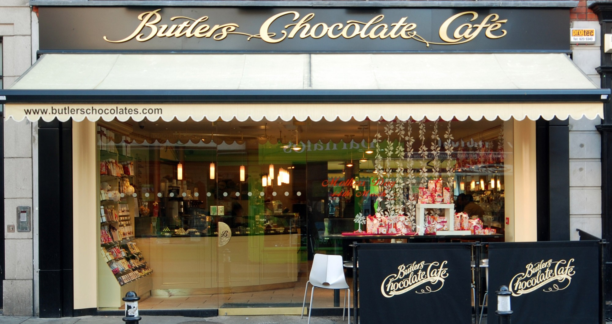 Image result for galway chocolate drink butlers