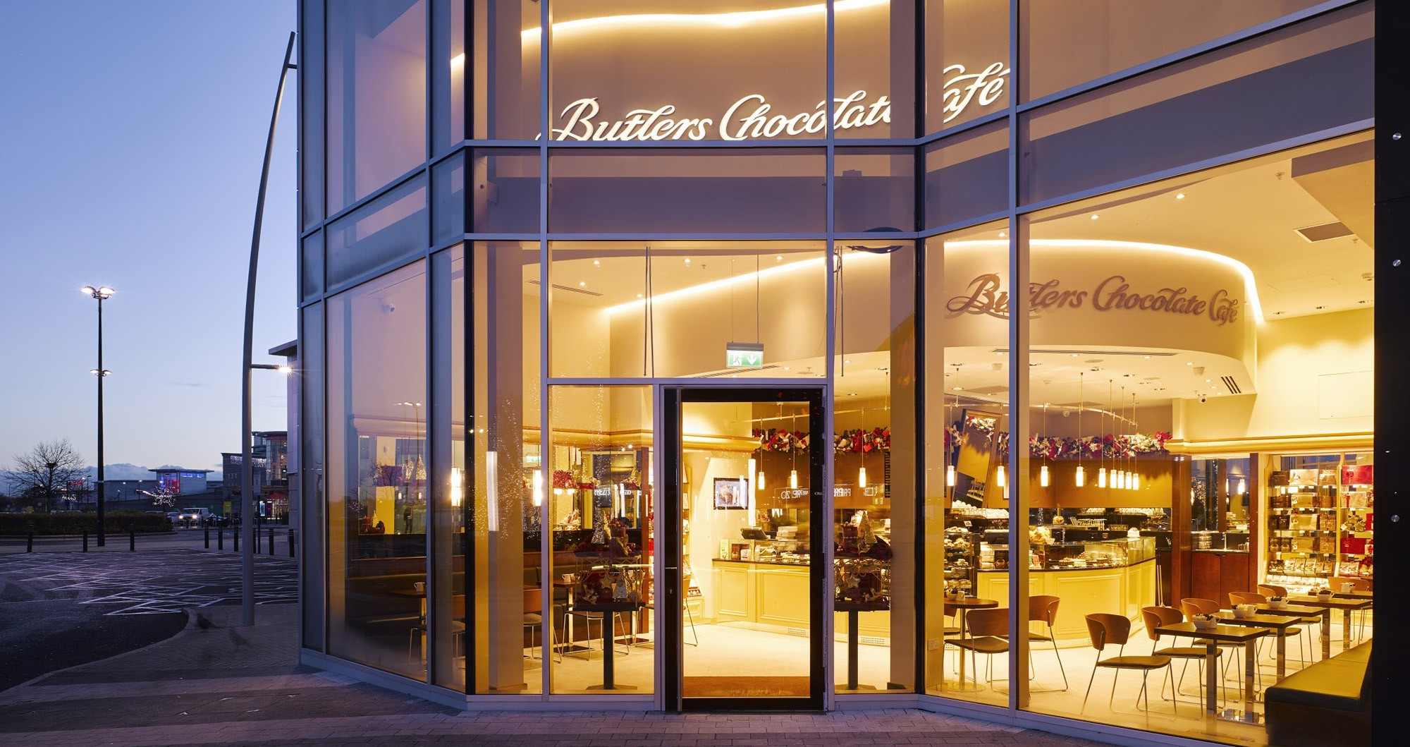 Butlers Chocolates Liffey Valley Shopping Centre, Dublin 22