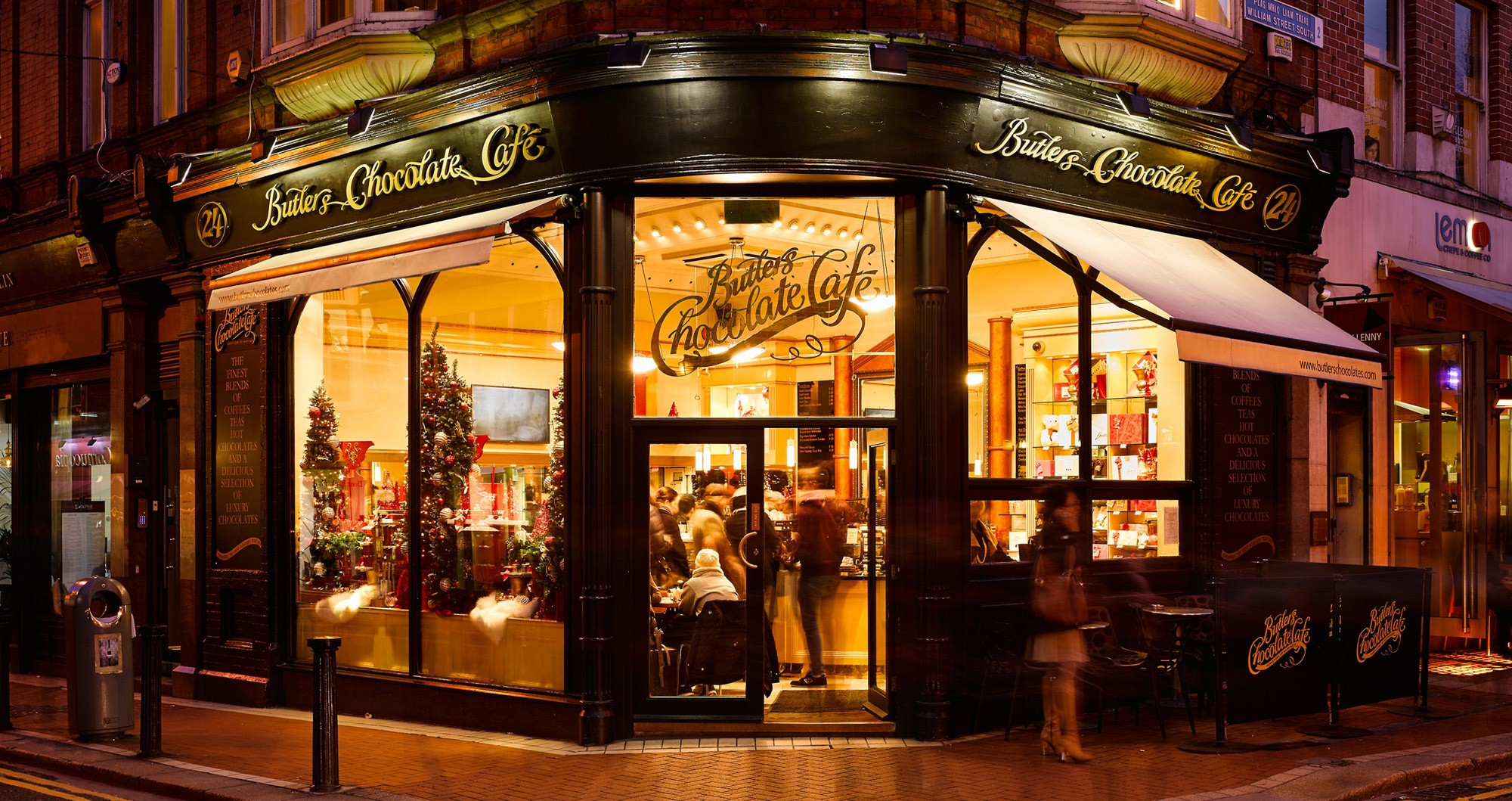 Butlers Chocolates Wicklow Street, Dublin 2