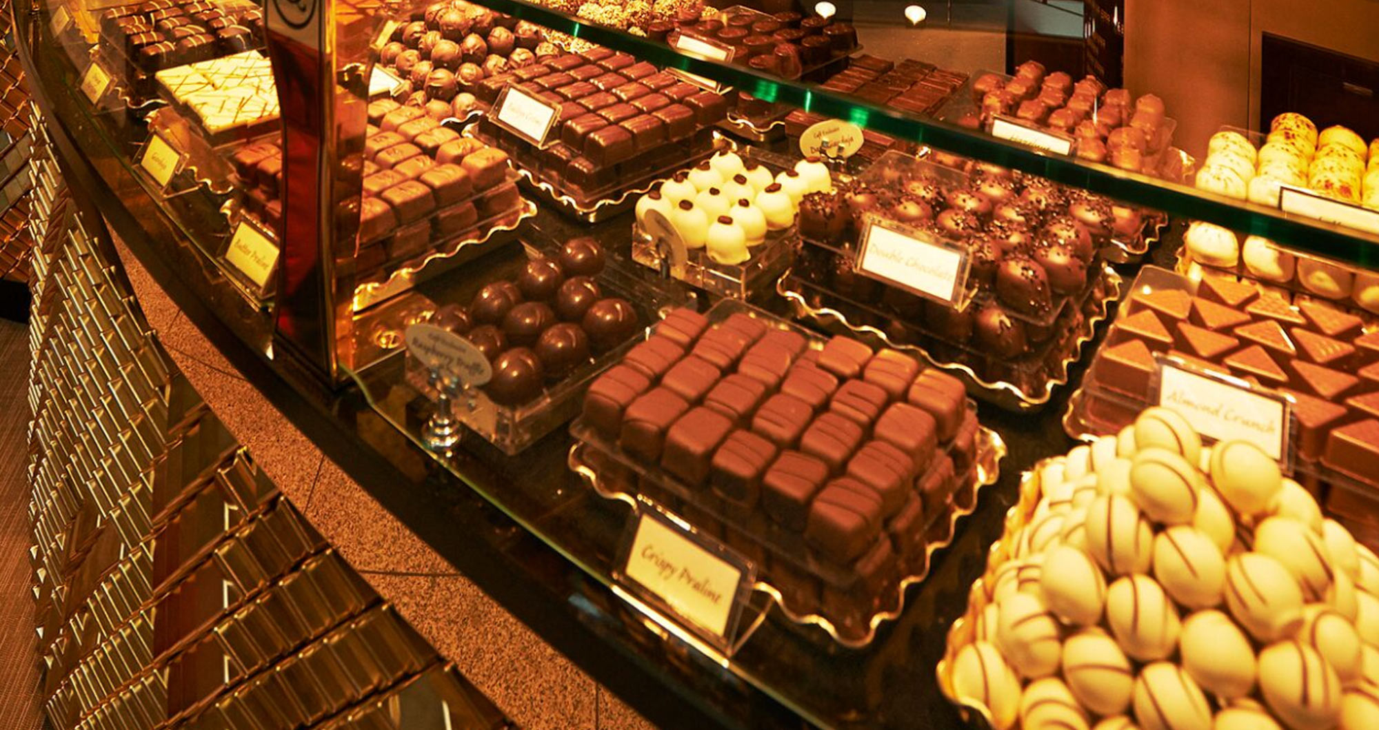 Butlers Chocolates Karachi Airport, Pakistan