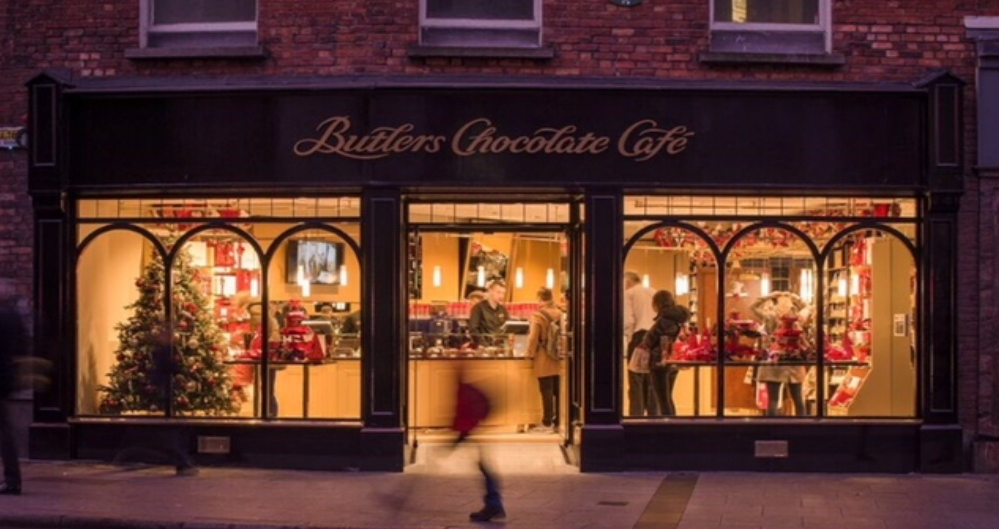 Butlers Chocolates Butlers Chocolate Café