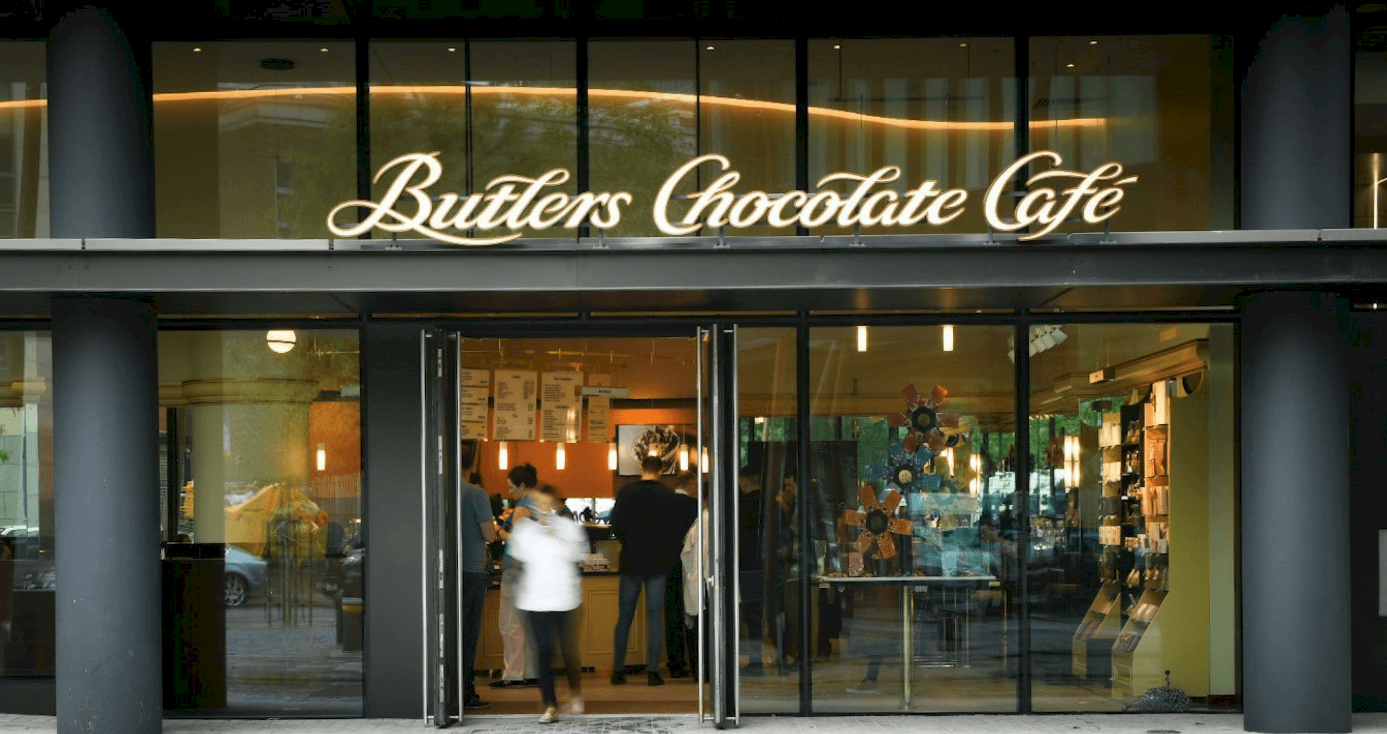 Butlers Chocolates Ballsbridge