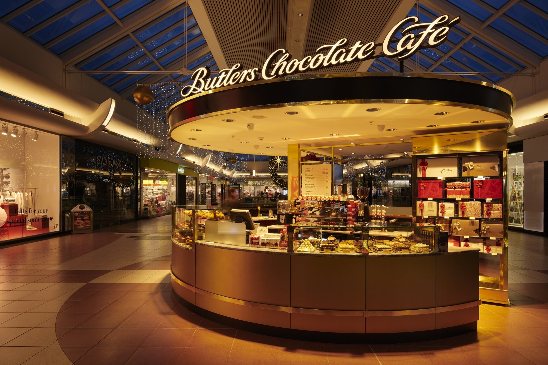 Butlers Chocolates Kiosk @ The Blanchardstown Centre